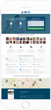 Application Mobile Rencontres